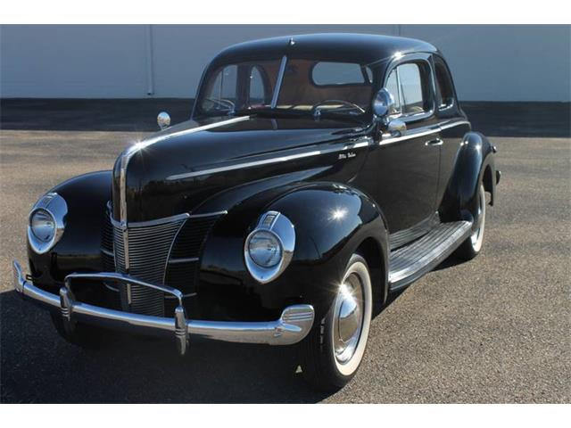 1940 Ford Super Deluxe | 941401