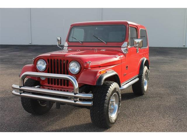 1977 Jeep CJ7 | 941402