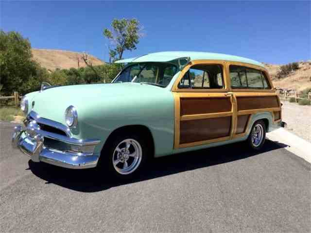 1950 Ford Woody Wagon | 940141