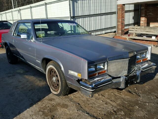 1982 Cadillac Eldorado | 941410