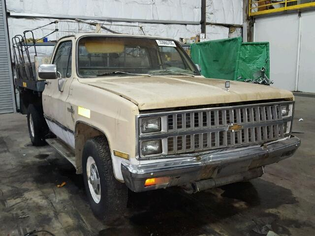 1982 CHEVROLET C/K2500 | 941414