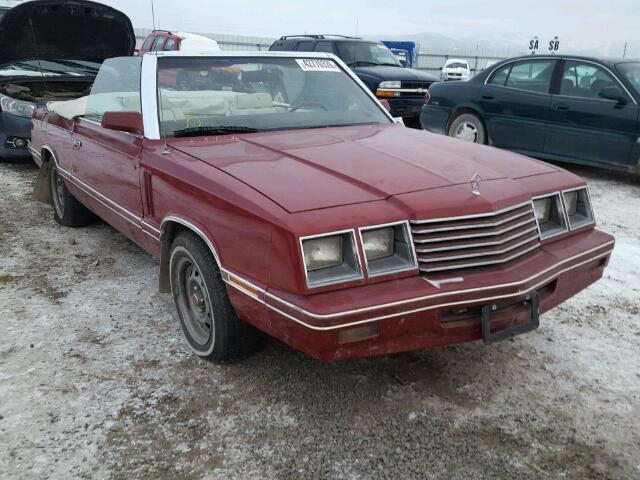 1983 DODGE ALL OTHER | 941430