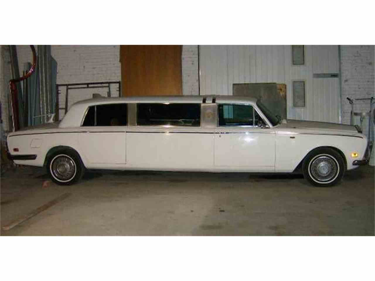 1972 Rolls-Royce Silver Shadow for Sale - CC-940144