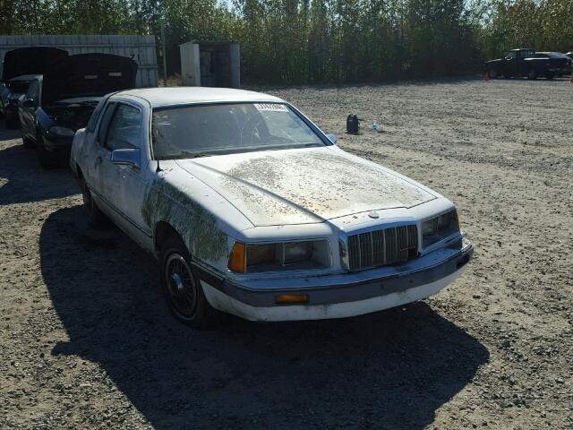 1984 Mercury Cougar | 941442
