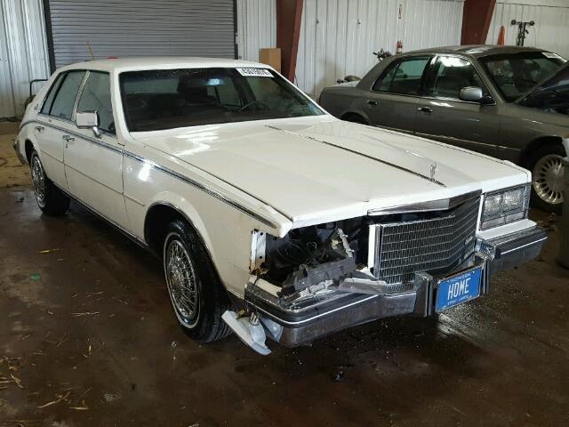 1984 Cadillac Seville | 941452