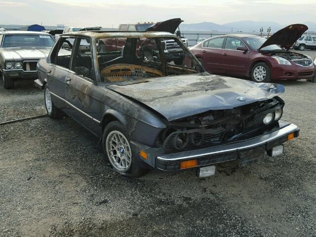 1985 BMW 5 Series | 941467