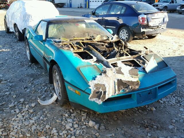 1986 Chevrolet Corvette | 941492