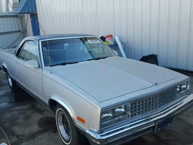 1986 CHEVROLET ALL OTHER | 941493