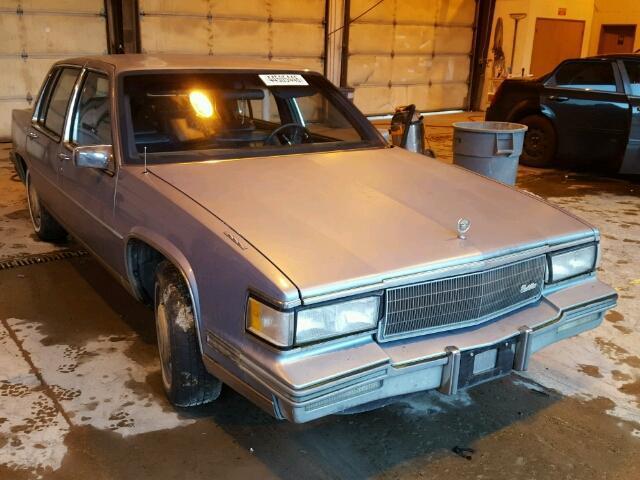 1986 Cadillac DeVille | 941501