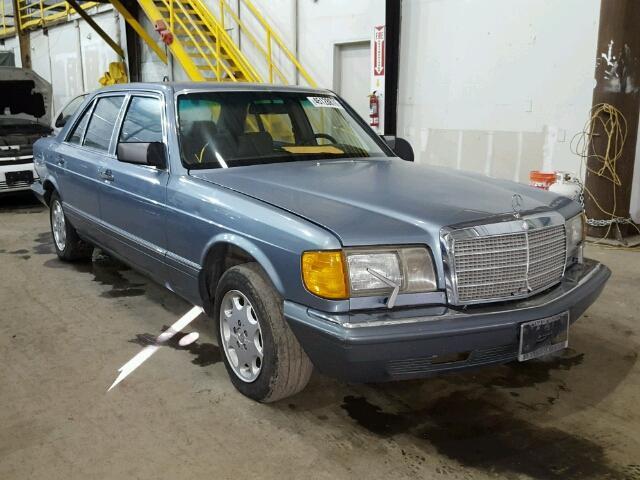 1986 MERCEDES-BENZ 420 - 500 | 941504