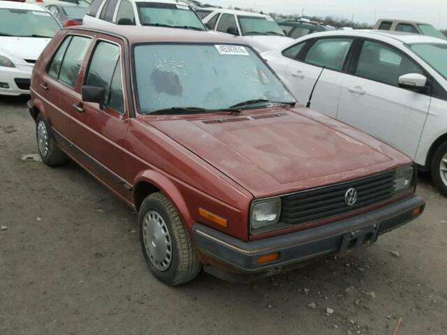 1986 Volkswagen Golf | 941510
