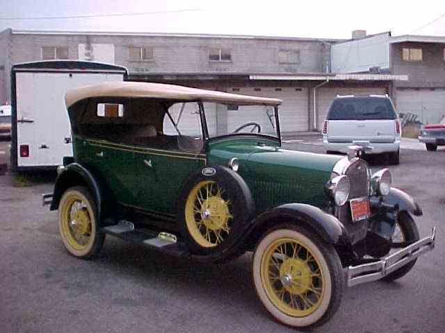 1929 Ford Model A | 940153