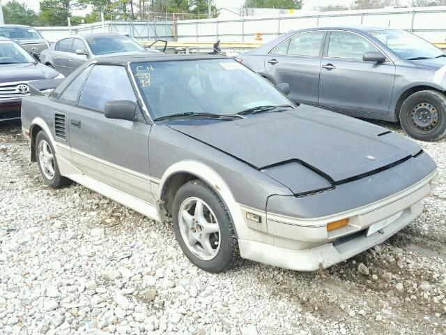 1987 Toyota MR2 | 941541