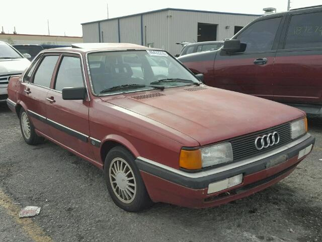 1987 AUDI ALL OTHER | 941543