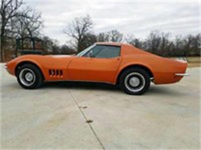 1968 Chevrolet Corvette | 940156