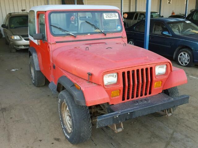1989 Jeep Wrangler | 941596
