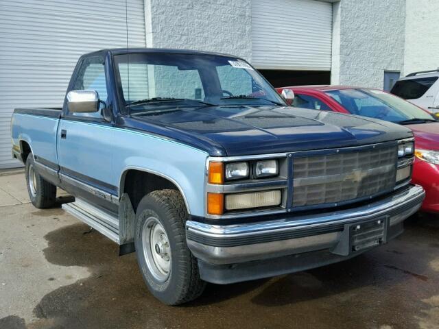1989 Chevrolet C/K 1500 | 941604