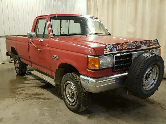 1989 Ford F250 | 941608
