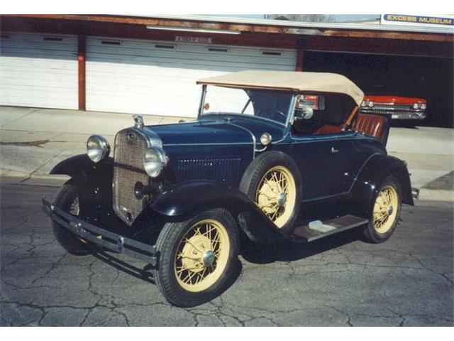1931 Ford MODEL A DELUXE ROADSTER | 940164