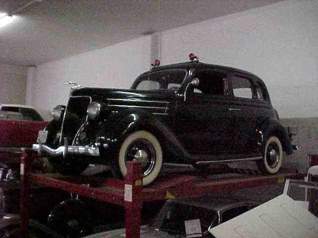 1936 Ford 4-Dr Sedan | 940165