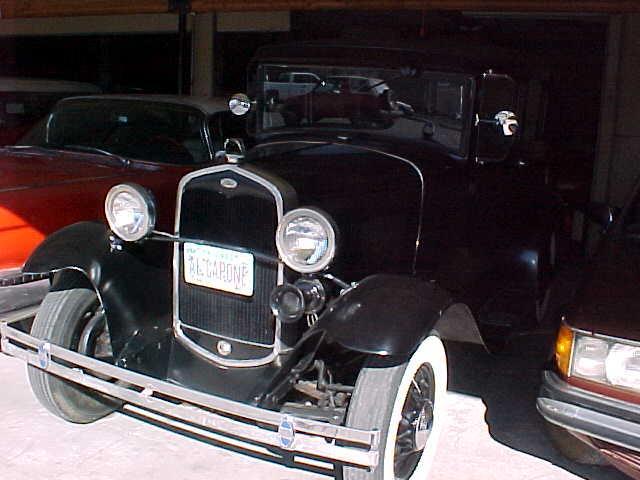 1931 Ford 2-Dr Sedan | 940166