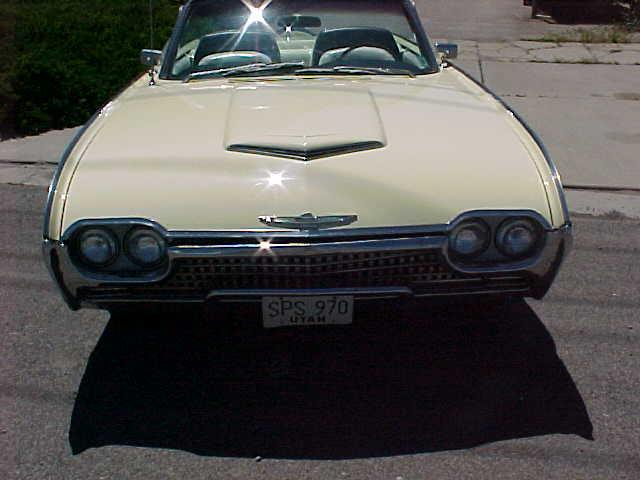 1962 Ford Thunderbird | 940171