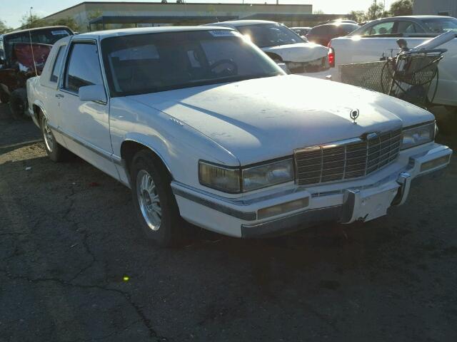 1991 Cadillac DeVille   941794