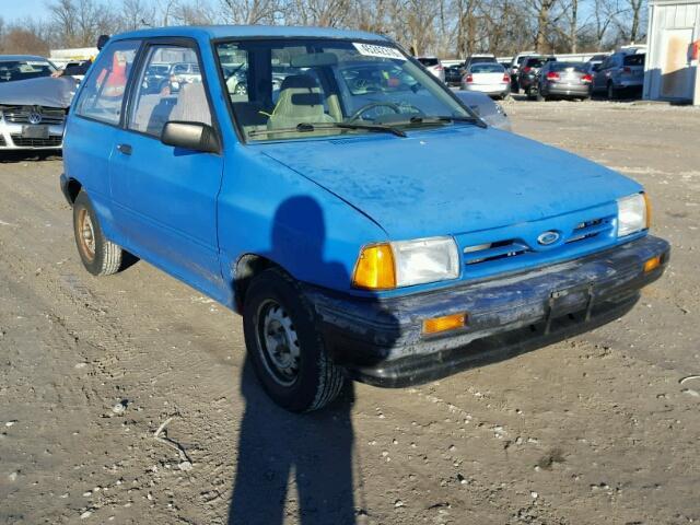 1991 Ford Festiva | 941812