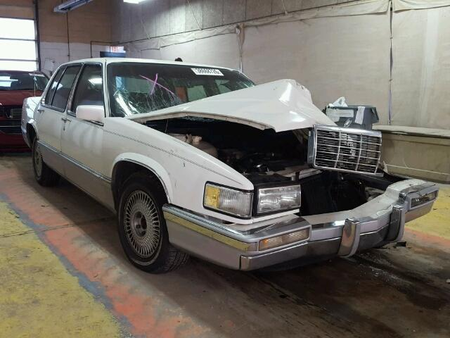 1992 Cadillac DeVille | 941843