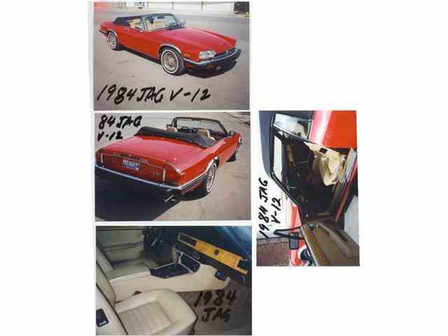 1984 Jaguar NULL | 940185