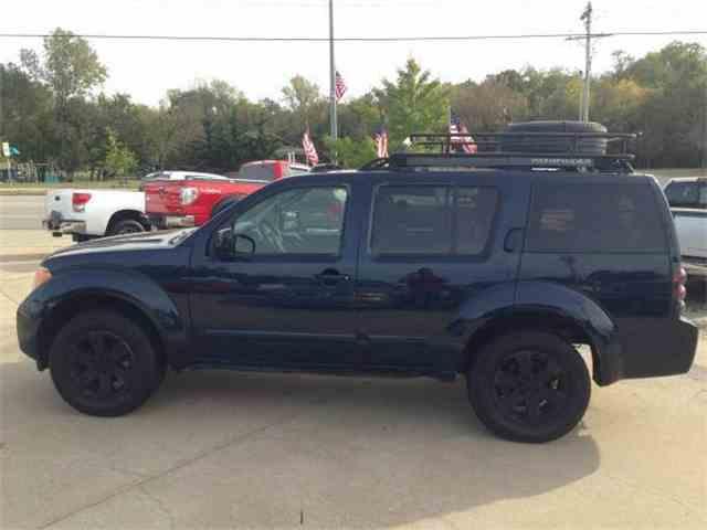2006 Nissan Pathfinder | 940186