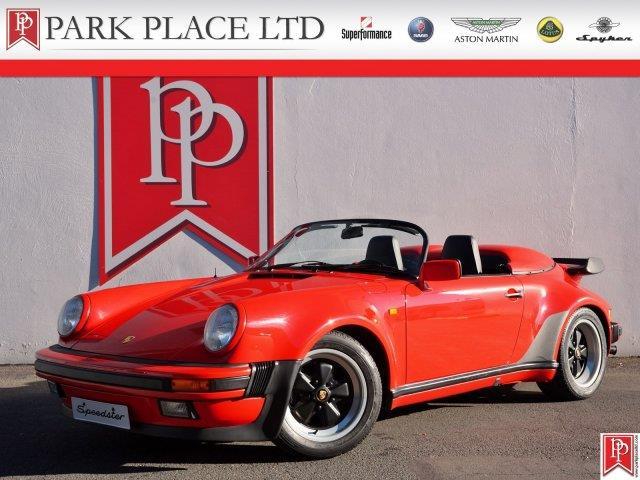 1989 Porsche 911   940198