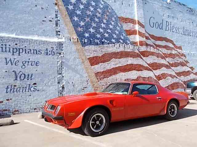 1974 Pontiac Firebird Trans Am | 941992