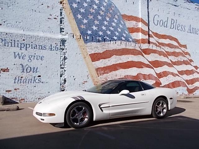 2002 Chevrolet Corvette | 941993