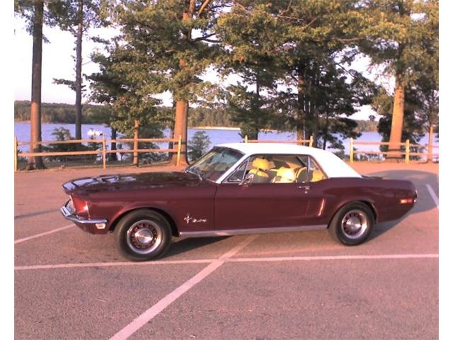 1968 Ford Mustang | 941994