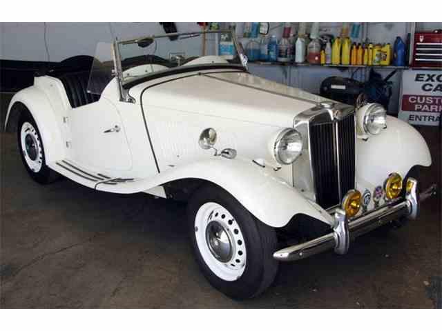 1953 MG TD | 941999
