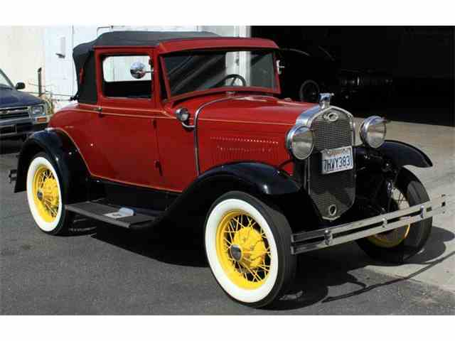 1930 Ford Model A | 942001