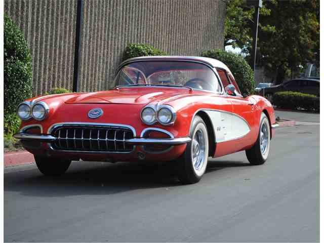 1959 Chevrolet Corvette | 942008
