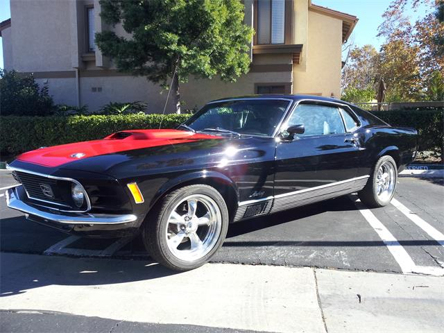 1970 Ford Mustang Mach 1 | 940201