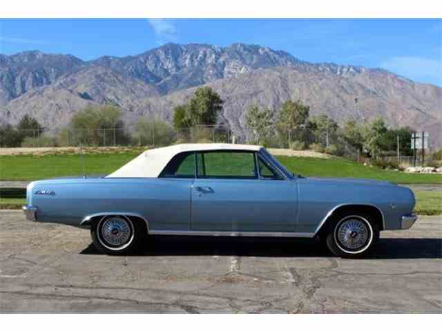 1965 Chevrolet Malibu | 942012