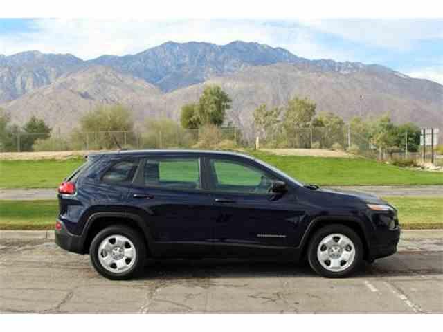 2015 Jeep Cherokee | 942013