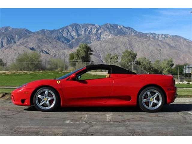 2002 Ferrari 360 | 942014