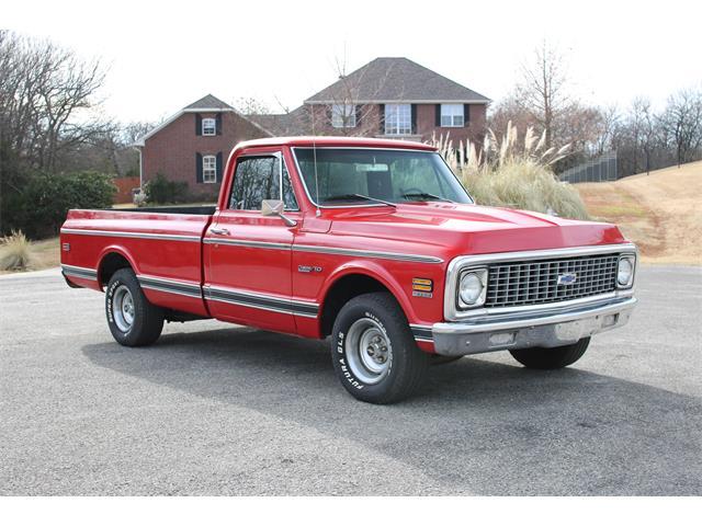 1971 Chevrolet C10 | 942028