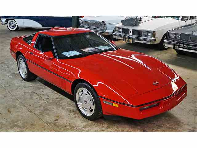 Chevy Dealers Houston >> 1989 Chevrolet Corvette for Sale on ClassicCars.com - 23 Available