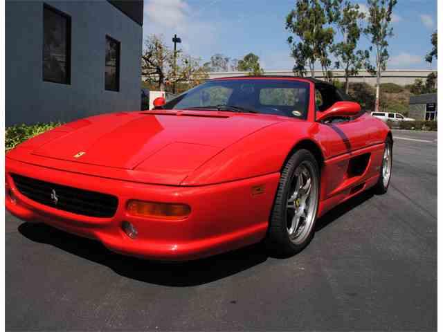 1997 Ferrari Spider | 942034