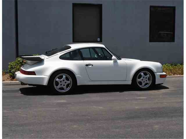 1991 Porsche 911 Turbo | 942036