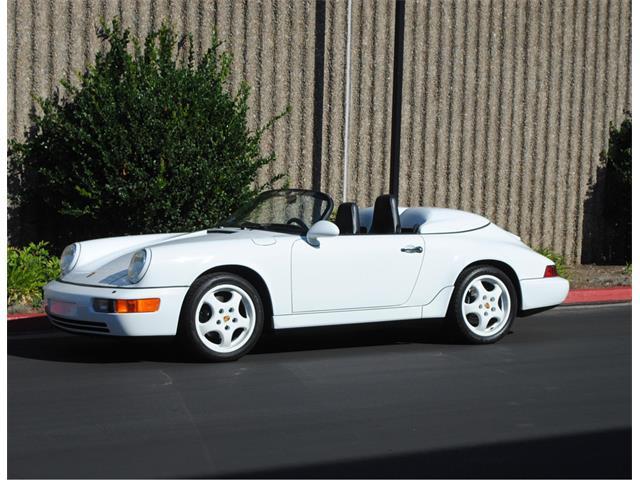 1994 Porsche 911 Speedster | 942037