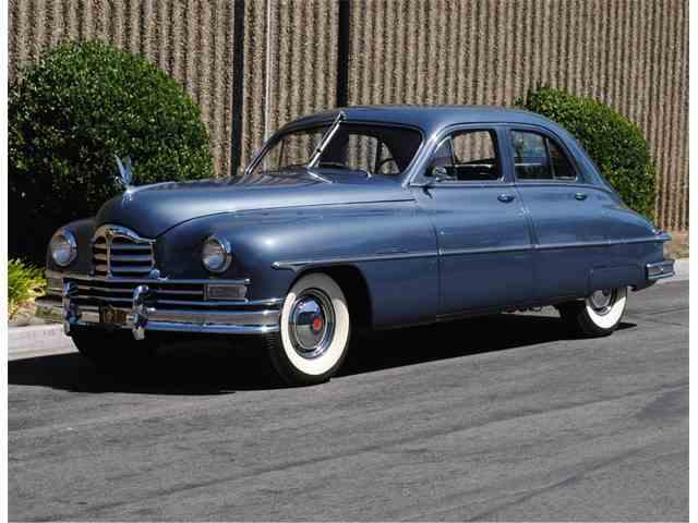 1950 Packard 4-Door | 942041