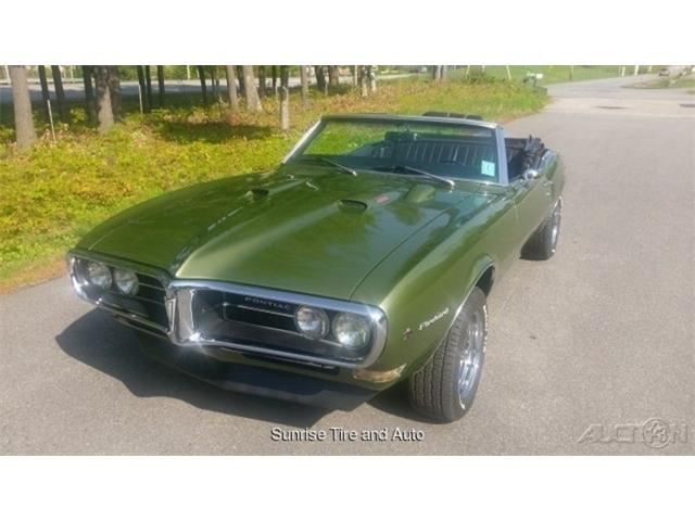 1968 Pontiac Firebird | 942053