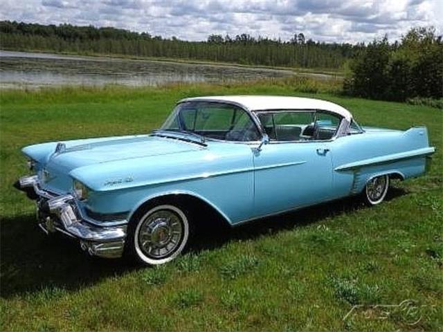 1957 Cadillac Series 62 | 942080
